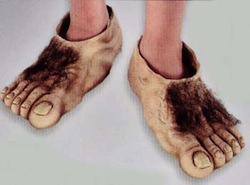 Nya Vibram Five Fingers
